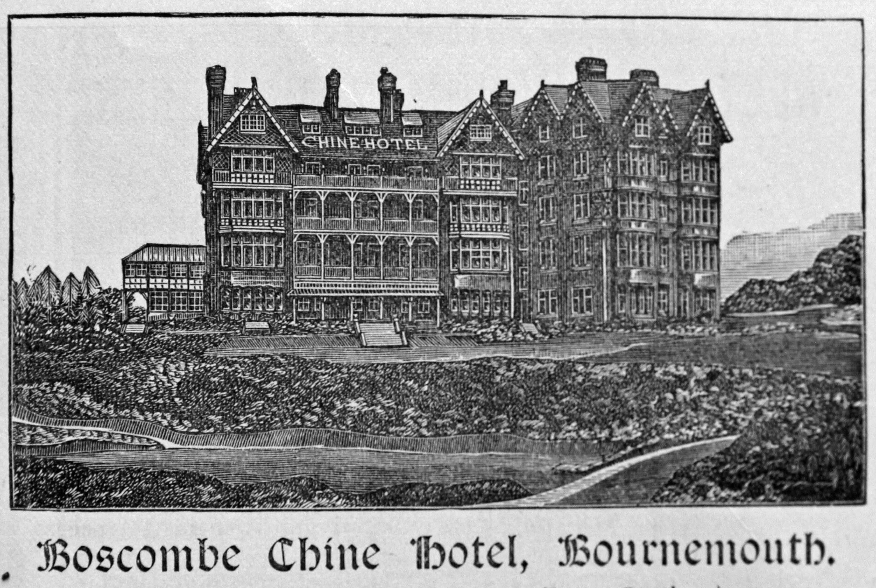 Chine Hotel