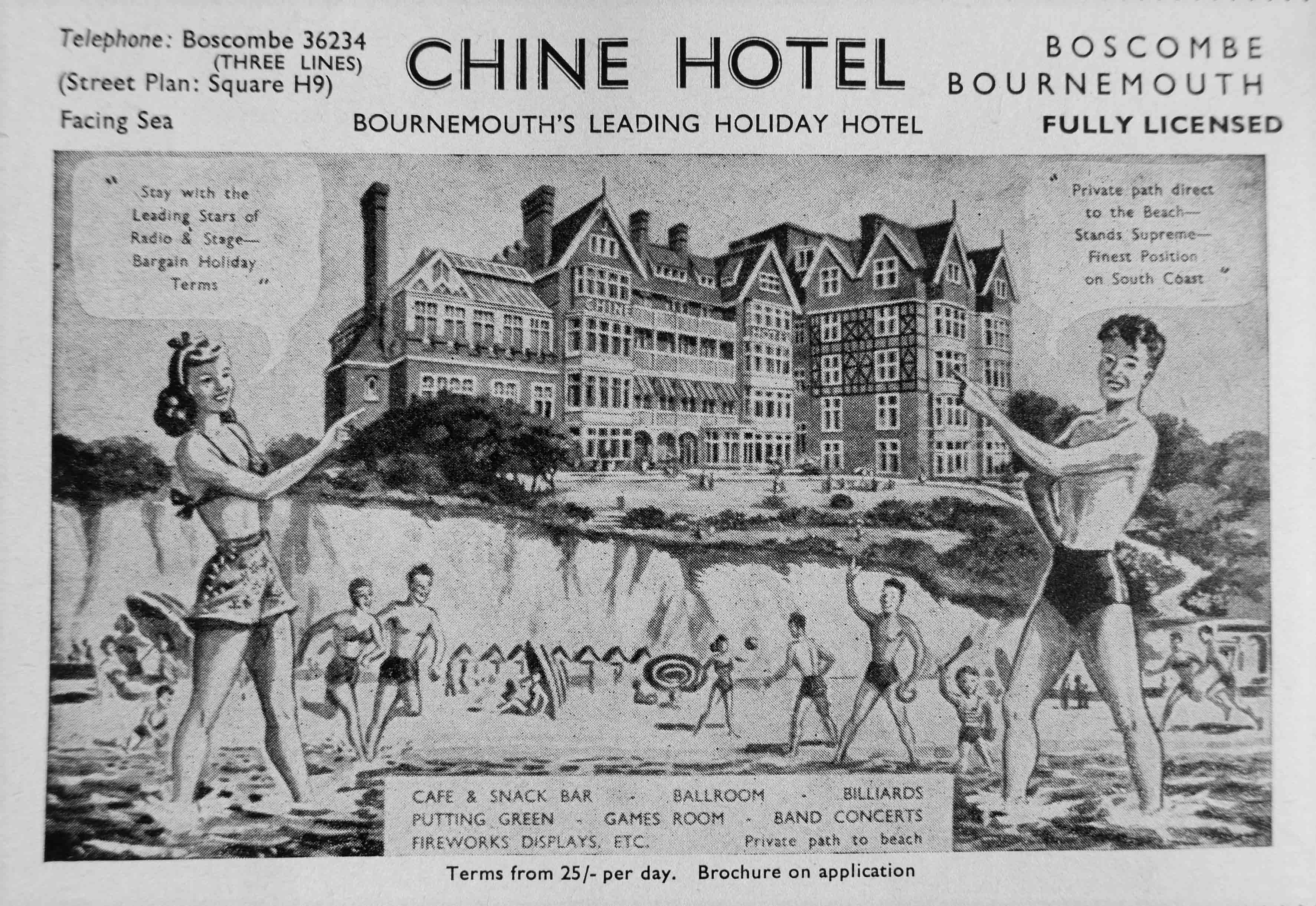 Chine Hotel from c1951b